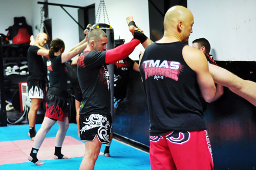 TMAS Kickboxing