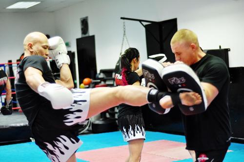 Kickboxing Liverpool
