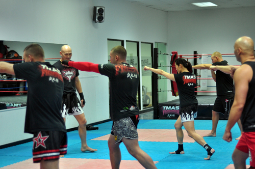Kickboxing Liverpool