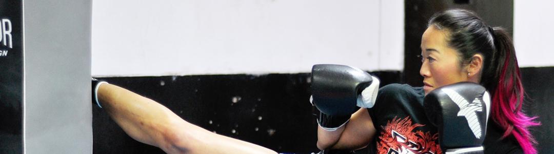 Womens Kickboxing