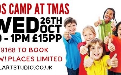 HALF TERM KIDS CAMP AT TMAS