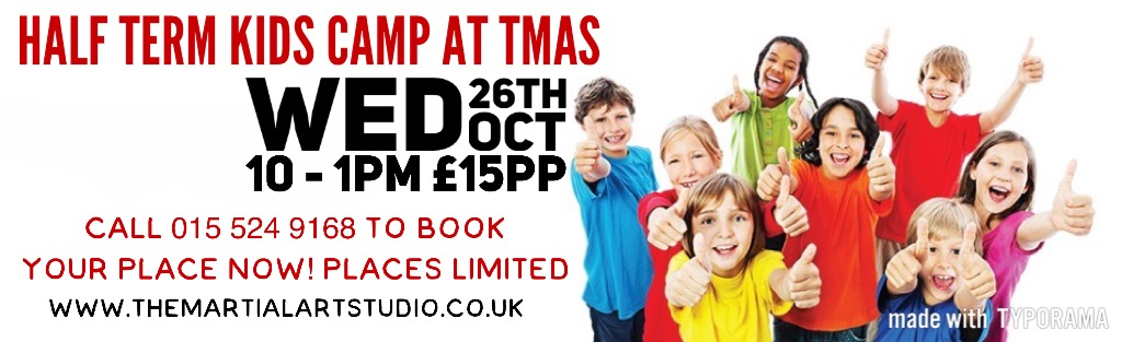 HALF TERM KIDS CAMP AT TMAS
