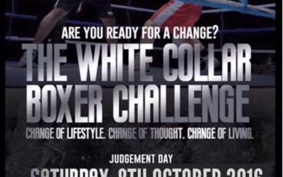 THE WHITE COLLAR BOXER CHALLENGE