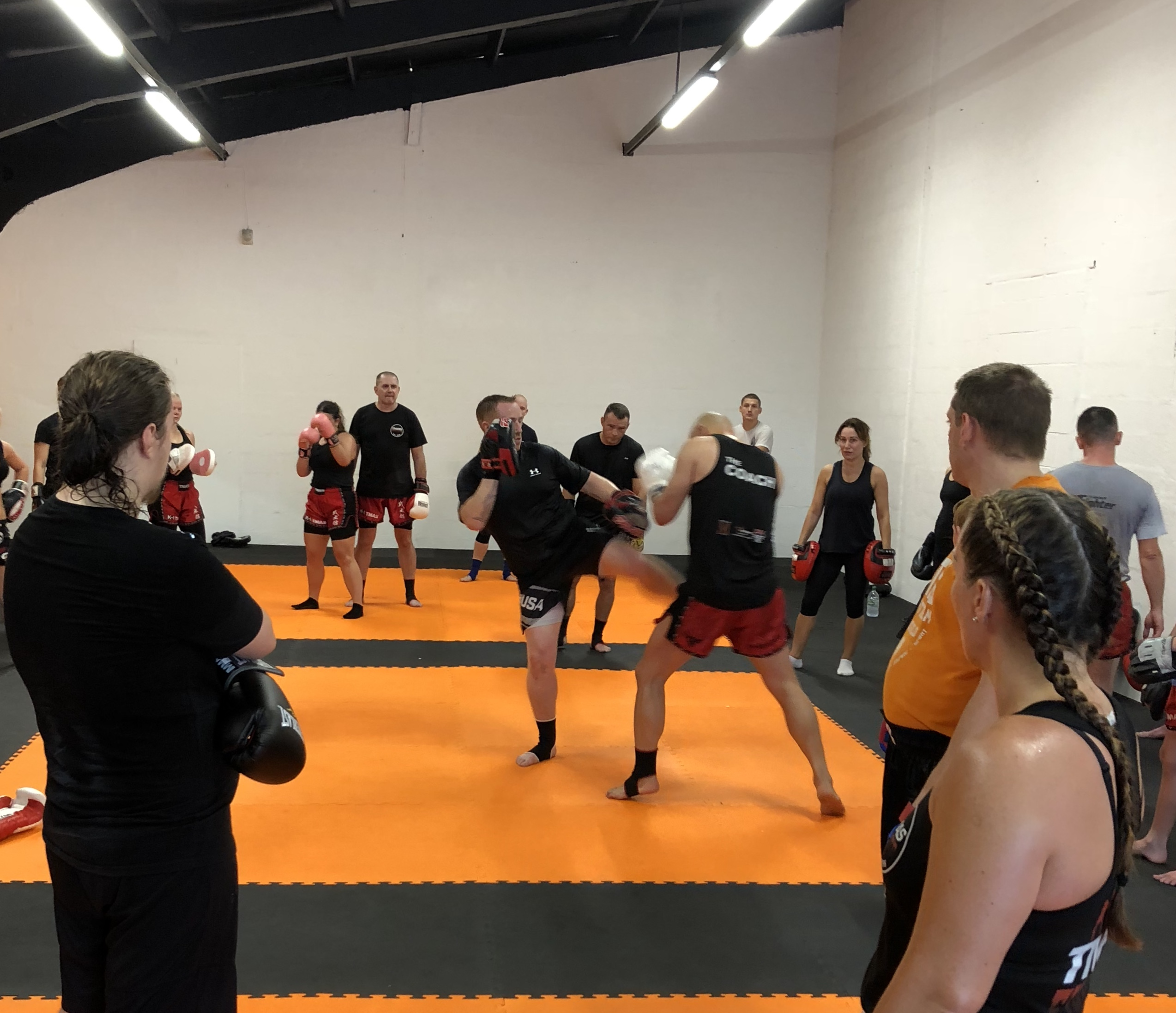 TMAS Kickboxing