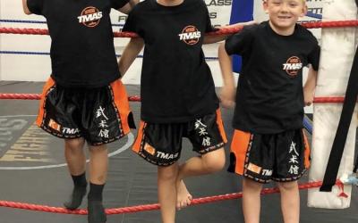 TMAS Ninja's (4-7 years)